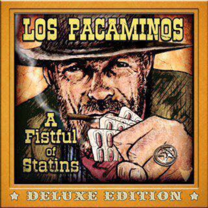 Los Pacaminos @ Maritime Rooms, Cliffs Pavilion - Southend-On-Sea, United Kingdom