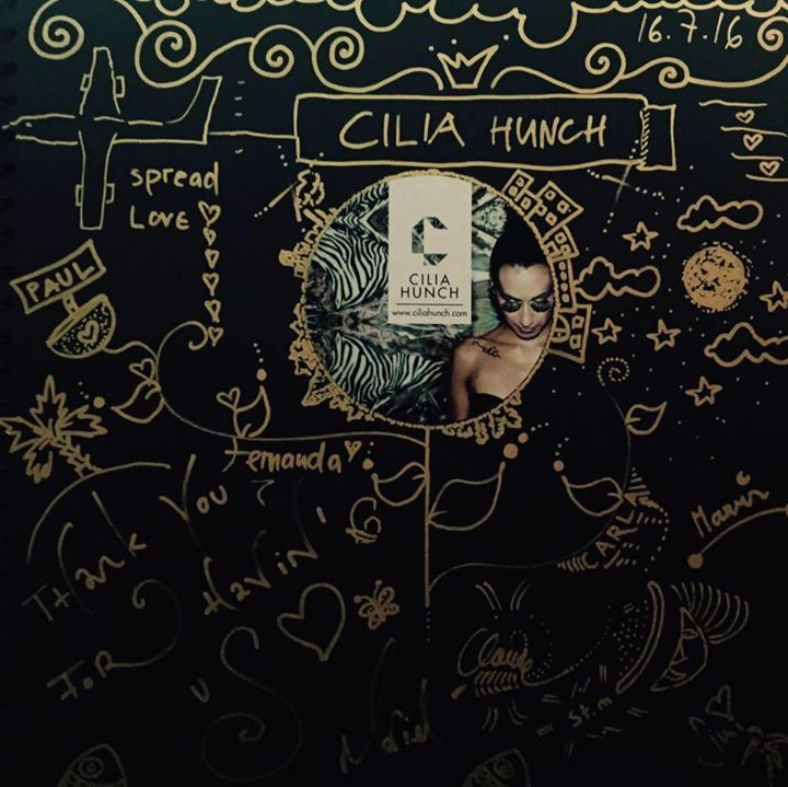 Cilia Hunch Tour Dates