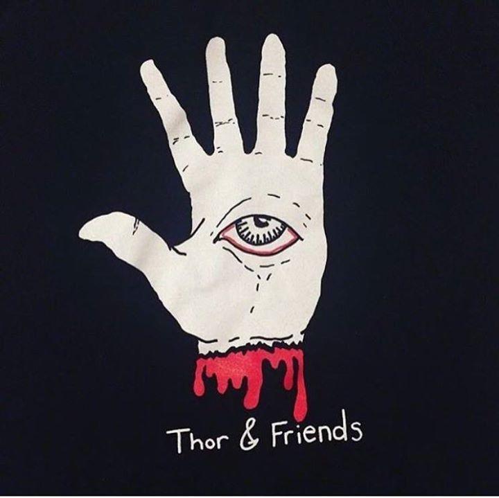 Thor & Friends Tour Dates