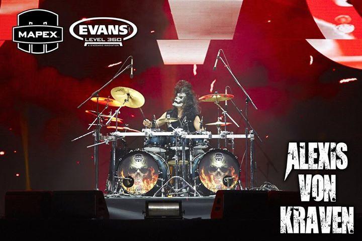 Alexis Von Kraven Tour Dates