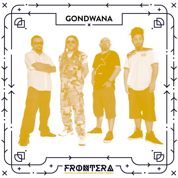 GONDWANA @ Frontera Festival, Club Hípico  - Santiago, Chile