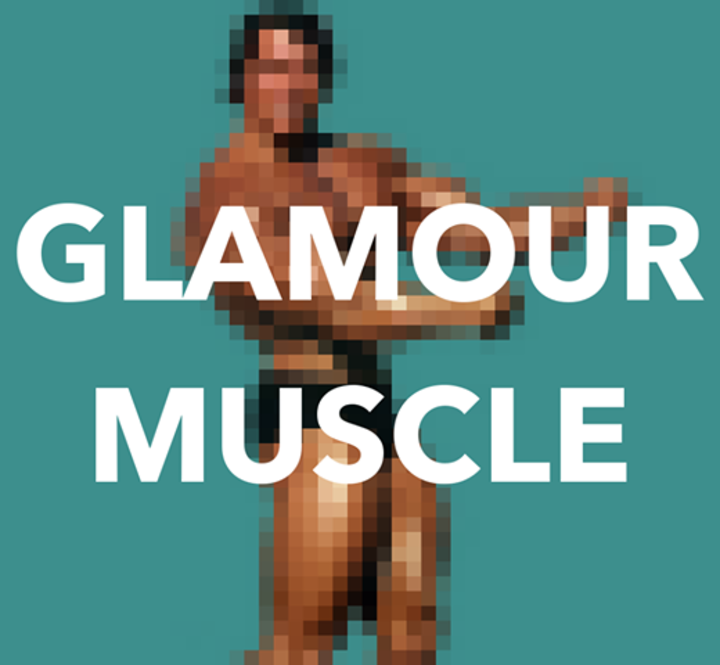 Glamour Muscle Tour Dates