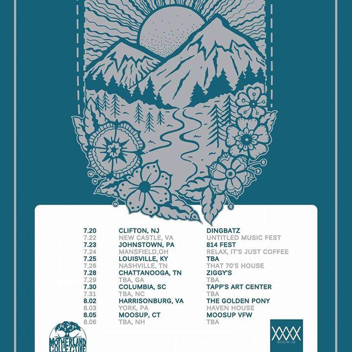 Servants Tour Dates