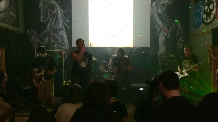 Casca's Dagger Tour Dates