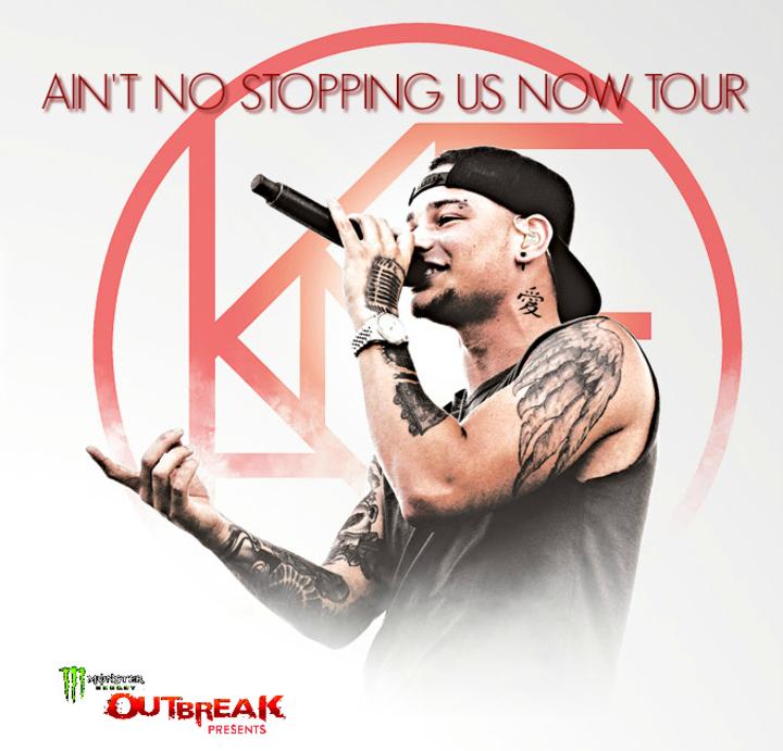 "Kane Brown @ House of Blues ""Ain't No Stopping Us Now Tour"" - Houston, TX"