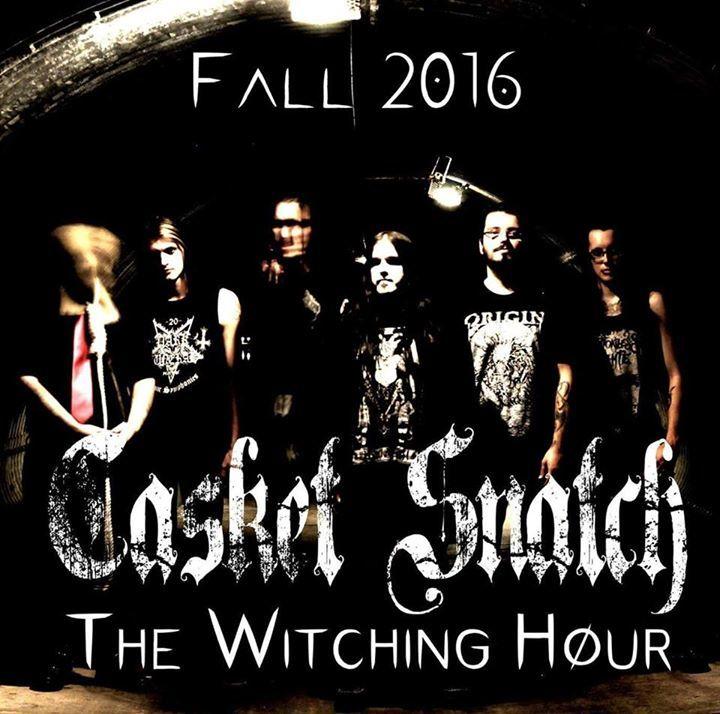 Casket Snatch Tour Dates