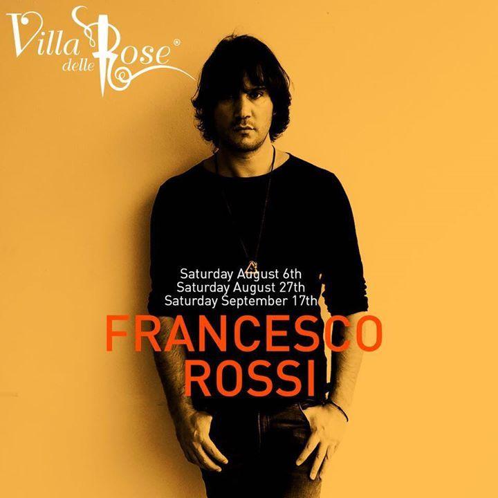 Francesco Rossi Tour Dates