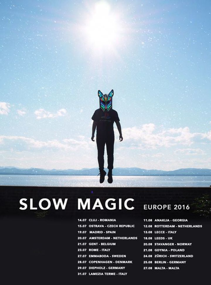 Slow Magic Tour Dates