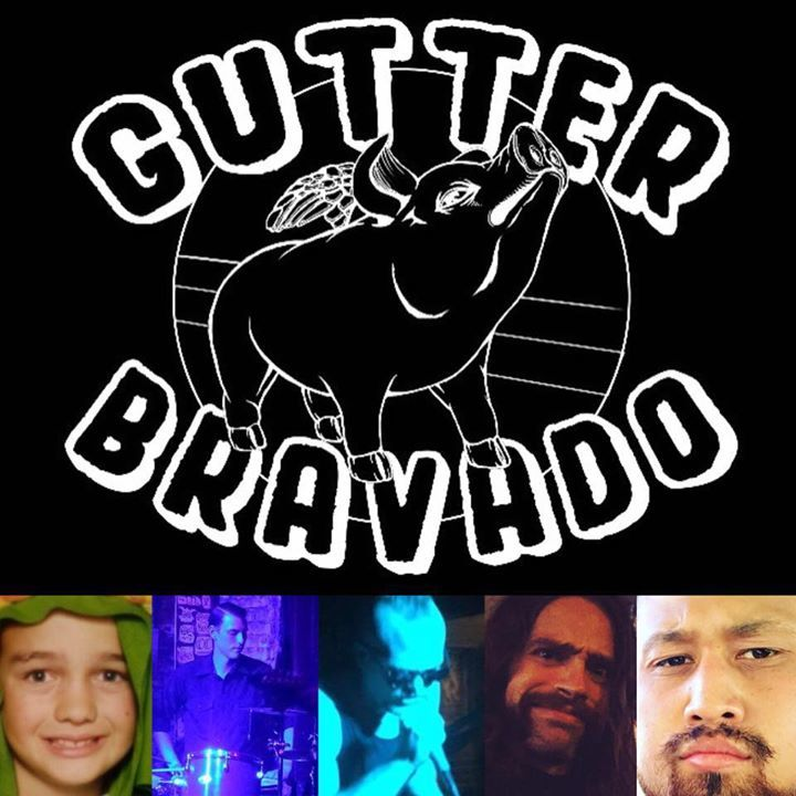 Gutter Bravado Tour Dates