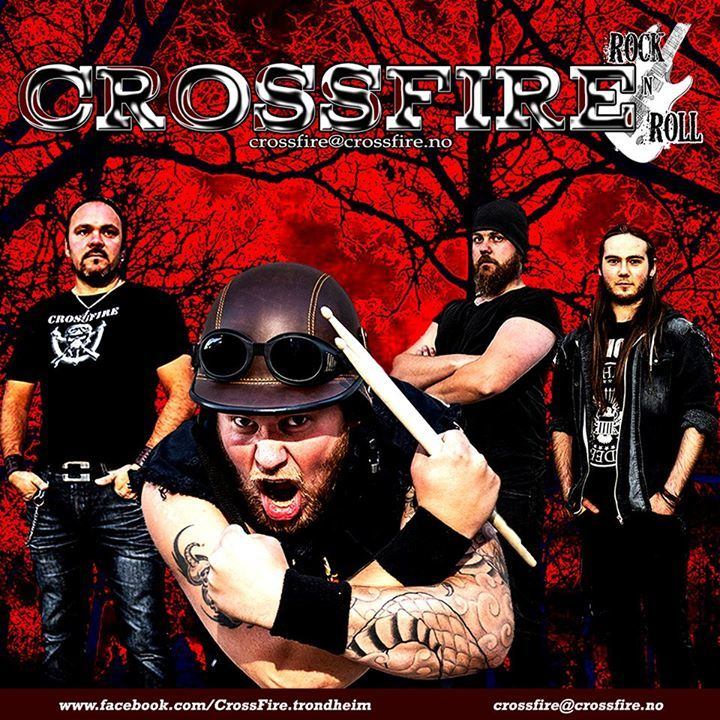Crossfire Tour Dates