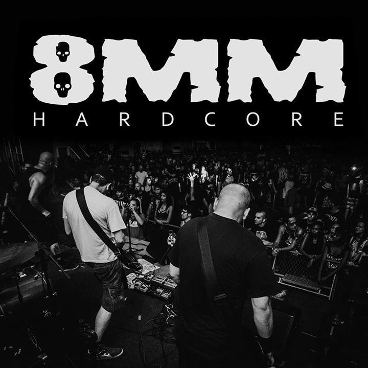 8mm (Oito Milímetros) Tour Dates