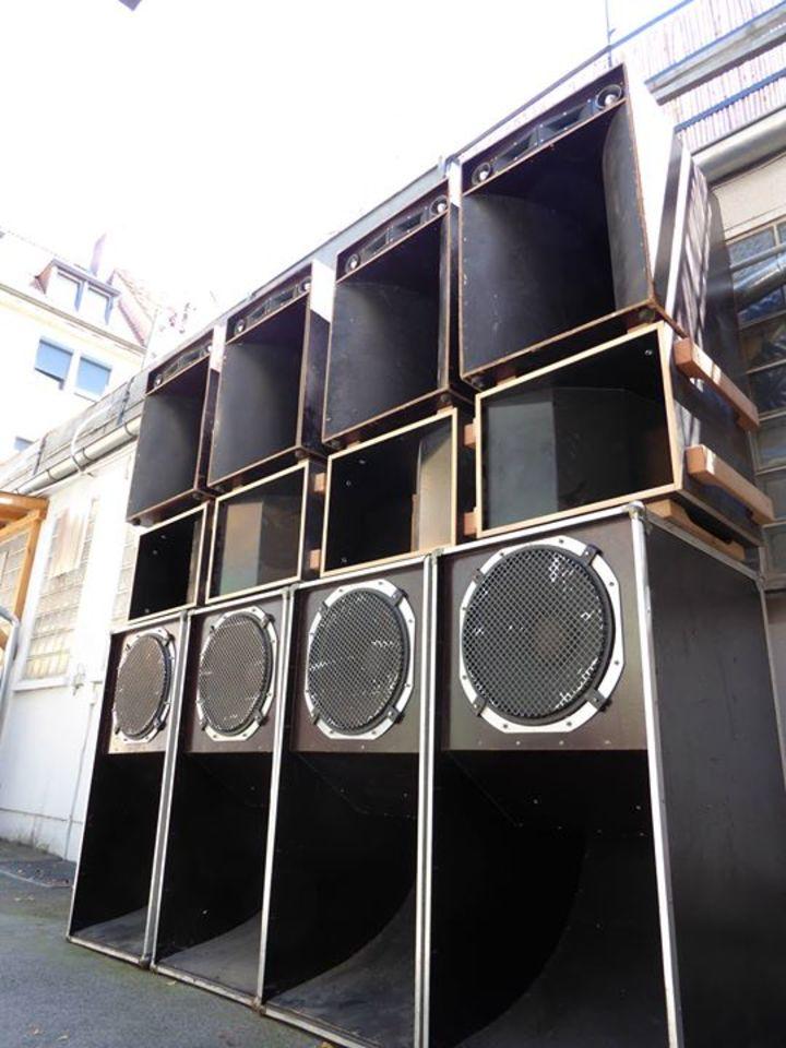Kaschpasoundz Soundsystem Tour Dates