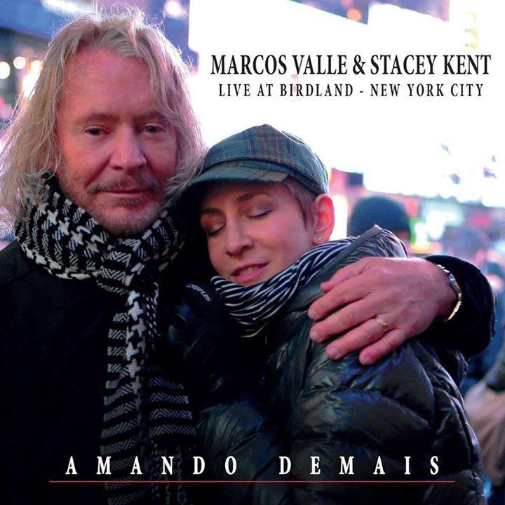 CD Marcos Valle & Stacey Kent @ Rio Rio - Rio, Brazil