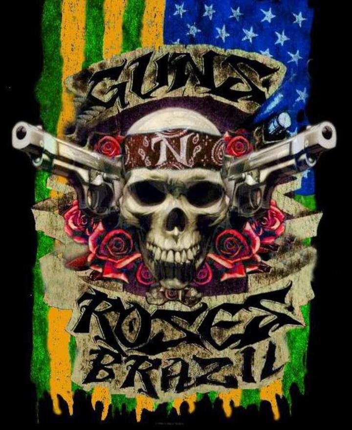 Guns N' Roses Cover Brazil Tour Dates