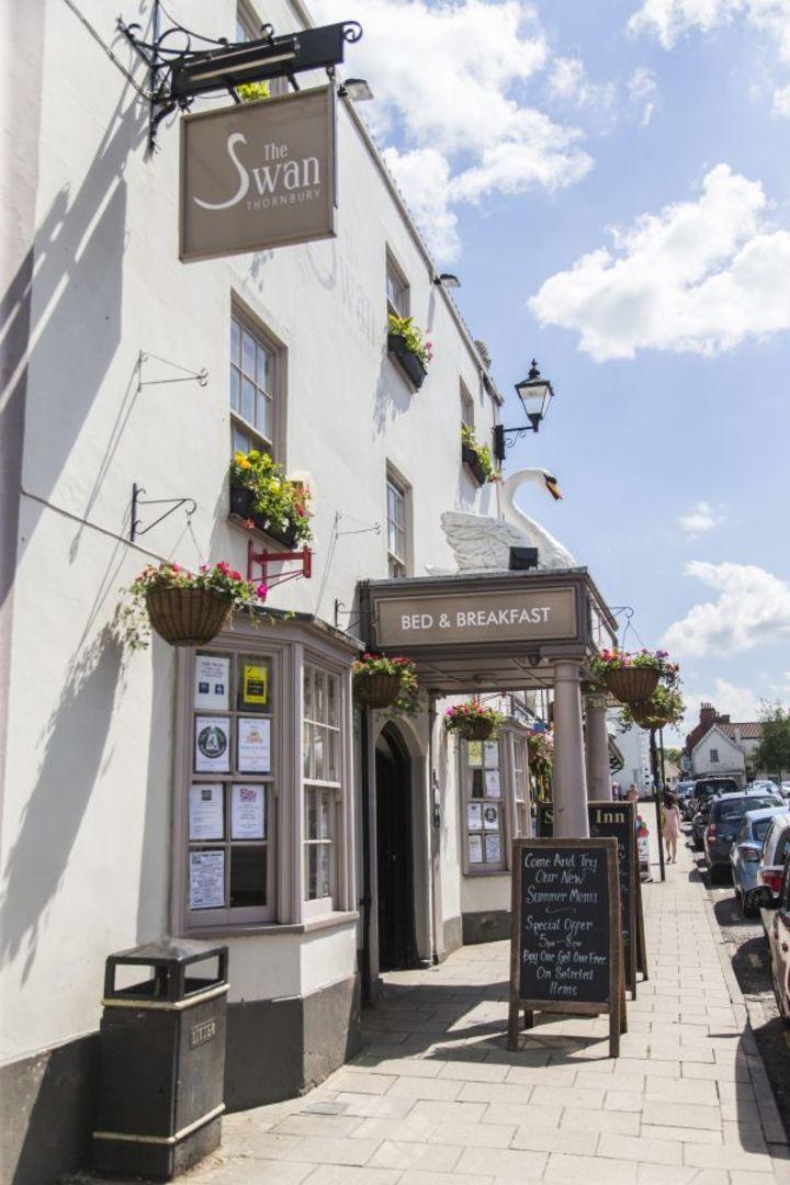 We are The Lost Boys @ The Swan Inn  - Thornbury, United Kingdom