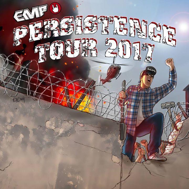 PERSISTENCE TOUR Tour Dates