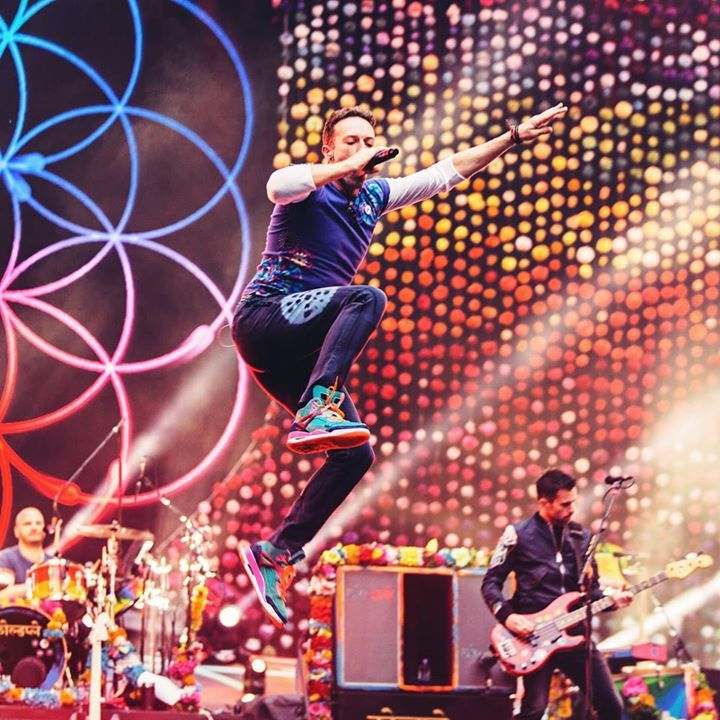 Coldplay @ Mt Smart Stadium - Auckland, New Zealand