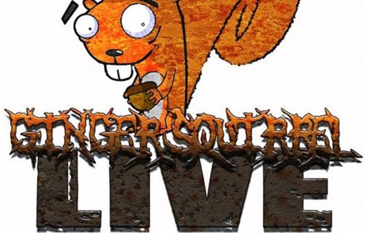 Ginger Squirrel Live Tour Dates