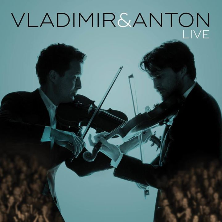 Vladimir & Anton @ Ramor Theatre - Virginia, Ireland