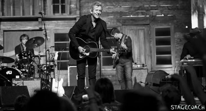 Rodney Crowell @ Santa Cruz Mountain Sol: Roaring Camp Railroad - Felton, CA