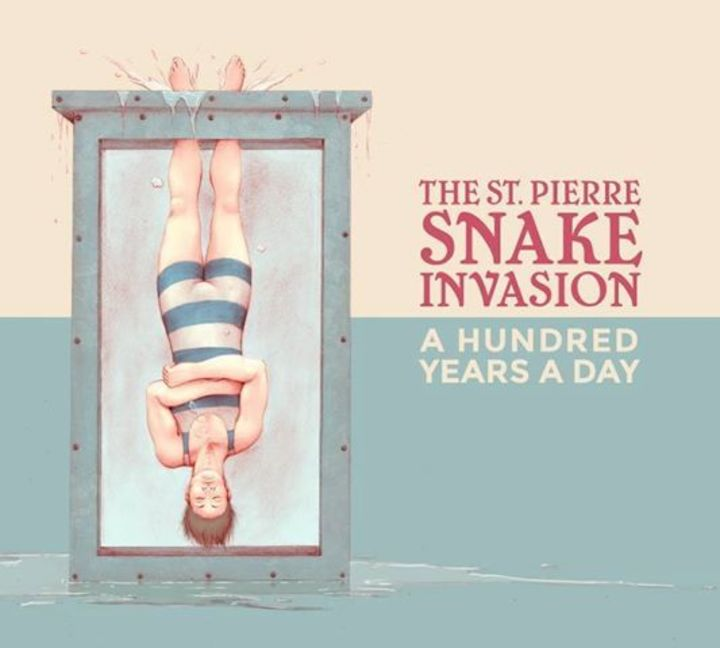 The St. Pierre Snake Invasion Tour Dates