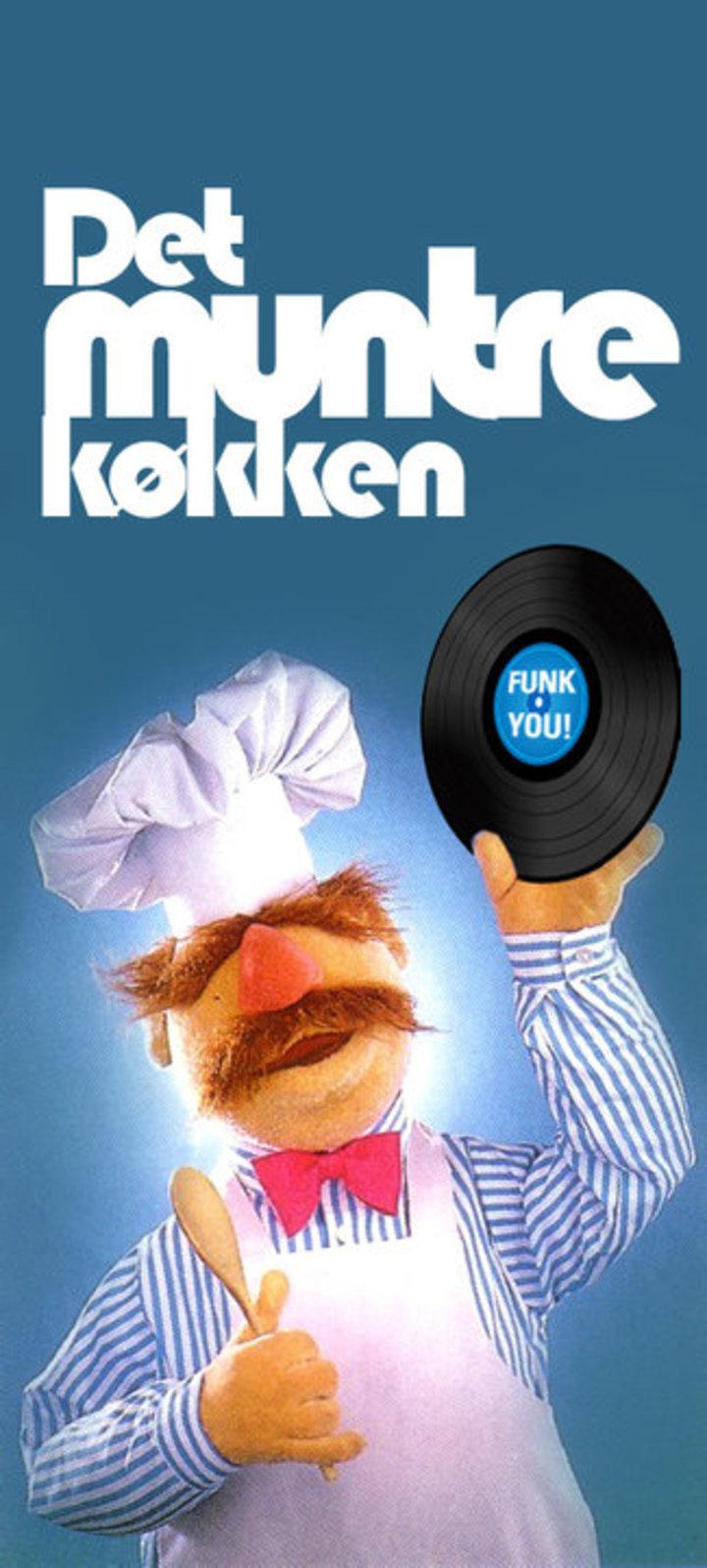 Det Muntre Køkken Tour Dates