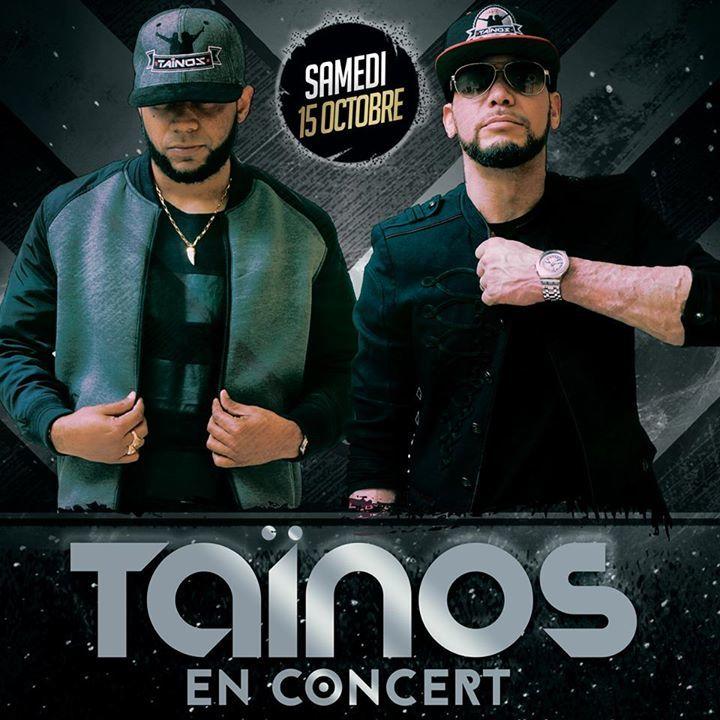 Taïnos Tour Dates