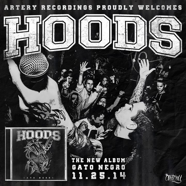 Hoods Tour Dates