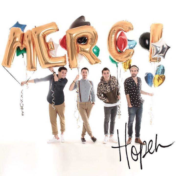 Hopen Tour Dates