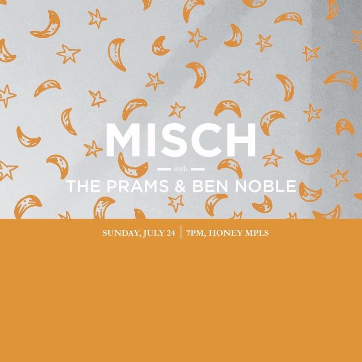 Misch Tour Dates