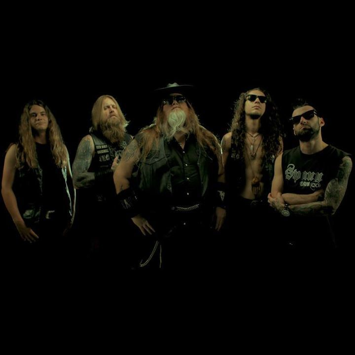 Texas Hippie Coalition @ Scout Bar - Houston, TX