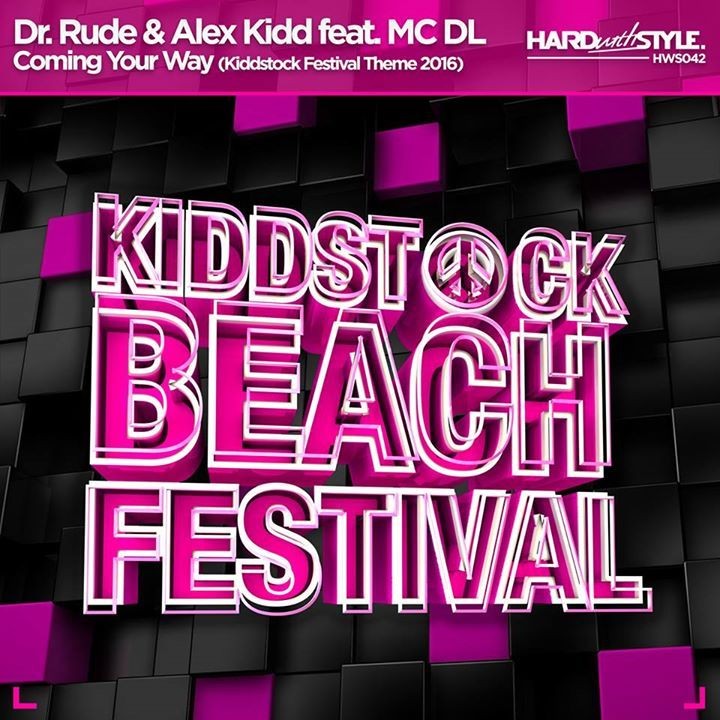 Alex Kidd Tour Dates