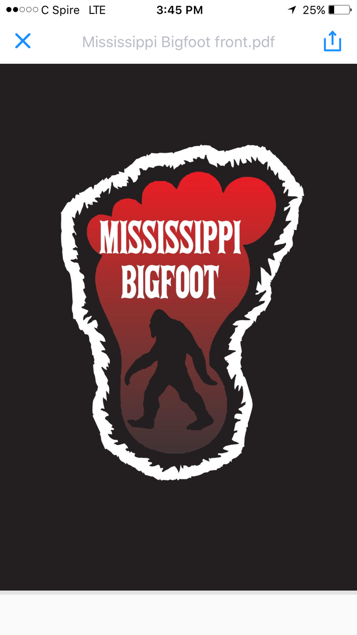 Mississippi Bigfoot Tour Dates