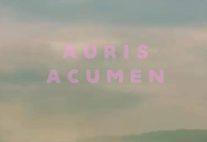 Auris Acumen Tour Dates