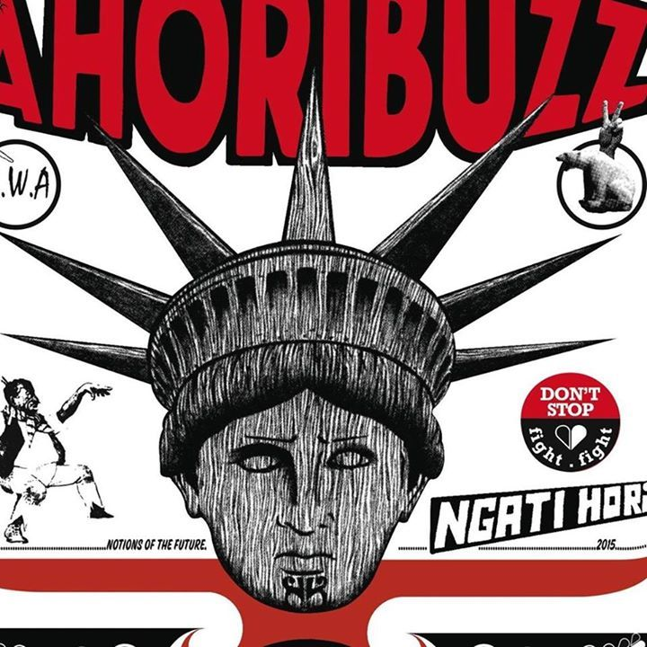 'AhoriBuzz' Tour Dates