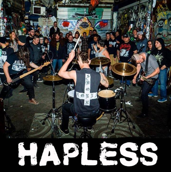Hapless Tour Dates