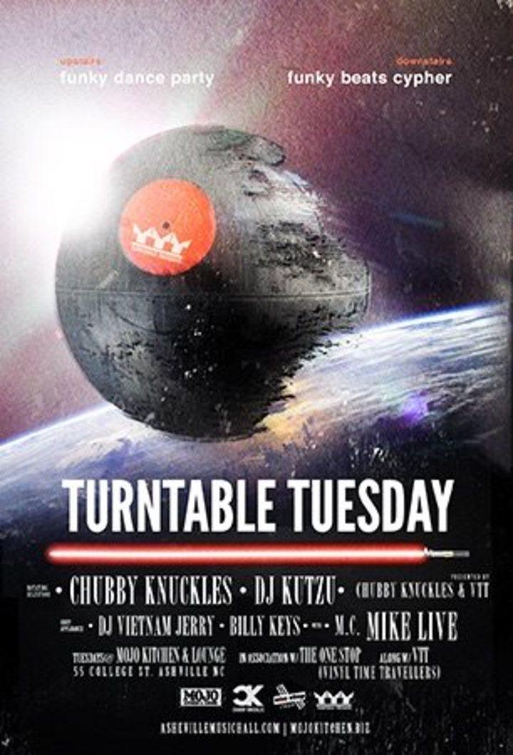 Turntable Tuesday Tour Dates