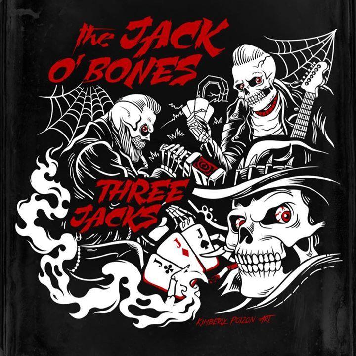 The Jack O' Bones Tour Dates