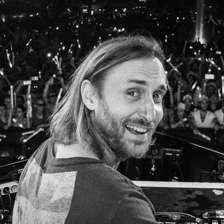 David Guetta @ Summerburst Festival, Goteborg - Göteborg, Sweden