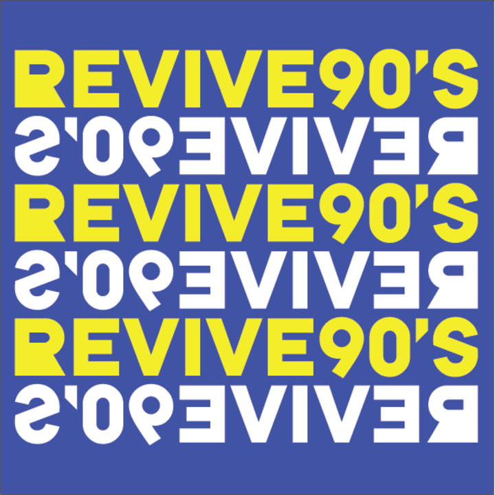 REVIVE 90'S Tour Dates
