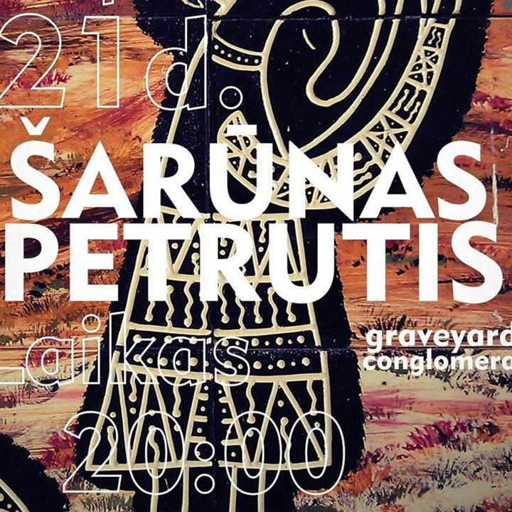 Šarūnas Petrutis Tour Dates