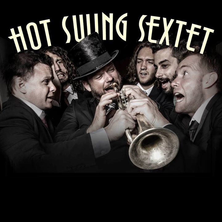 Hot Swing Sextet Tour Dates