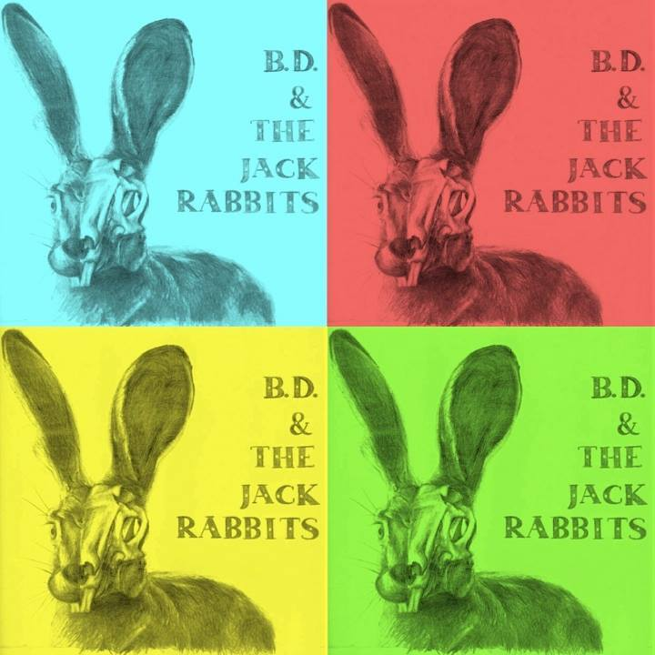 BD & the Jackrabbits Tour Dates