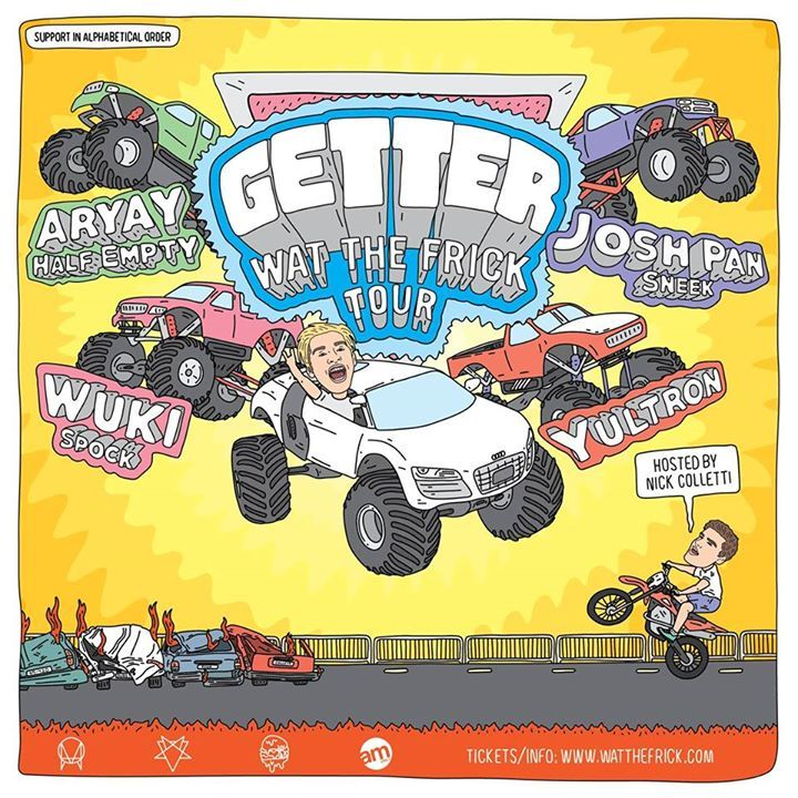 Getter Tour Dates