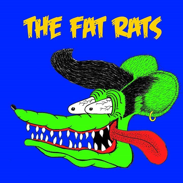 The Fat rats @ Anker brygge - Svolvar, Norway