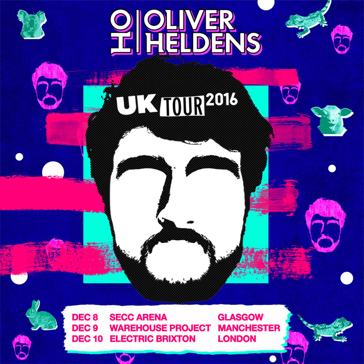 Oliver Heldens @ The Warehouse Project - Manchester, United Kingdom