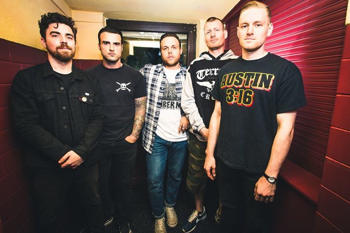 Stick to Your Guns @ The Basement (18+) - Canberra, Australia