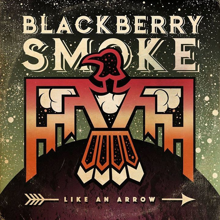 Blackberry Smoke Tour Dates