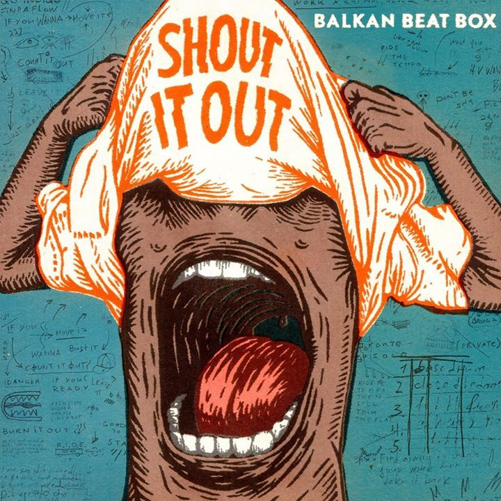 Balkan Beat Box Tour Dates