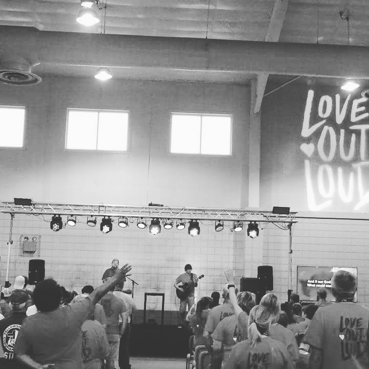 Blake Walker Music @ Love Out Loud 2017 - Meridian, MS